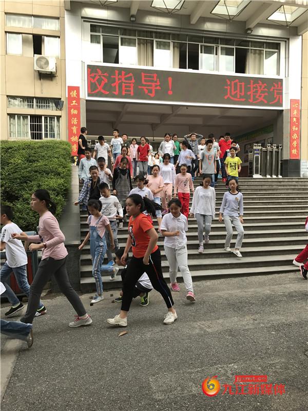 九江市 演练/为了实施好这次演练,学校制定了详细的消防疏散演练方案